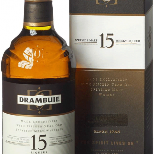 Drambuie 15 Year Old Speyside Whisky Liqueur